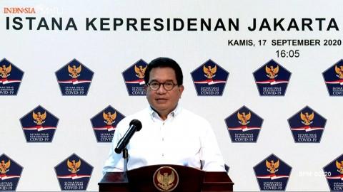 <i>Positivity Rate</i> Covid-19 di Indonesia Mencapai 14,4%