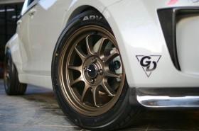Obat Ganteng dari DnZ Wheels, Tampilan Makin Racing
