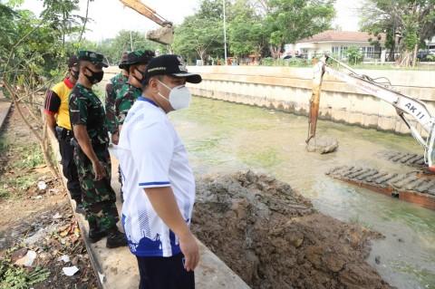 Seluruh Pemkot DKI Diminta Bersiap Mengantisipasi Banjir