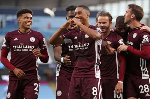 Manchester City vs Leicester City: Diwarnai Tiga Penalti, Leicester Permalukan Tuan Rumah