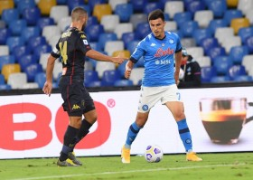 Napoli vs Genoa: Tuan Rumah Berpesta!
