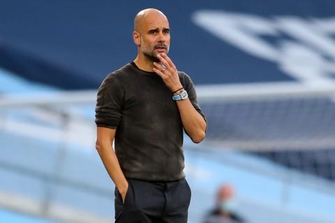 Guardiola Sebut Pemain Manchester City Tampil Gugup