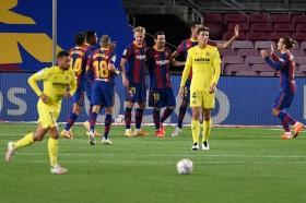 Hasil Pertandingan Sepak Bola: City dan Bayern Tumbang, Barcelona Raih Kemenangan