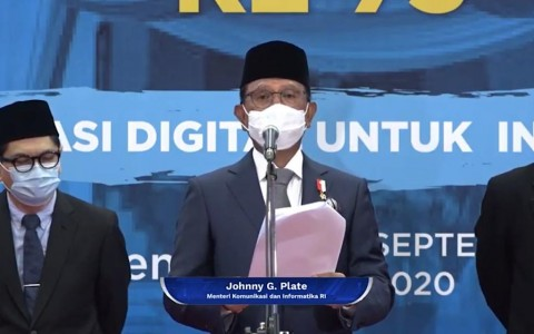 Postel Dukung Percepatan Transformasi Digital