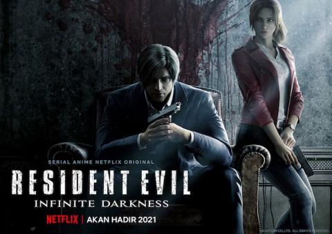 Resident Evil Diadaptasi ke Serial Animasi