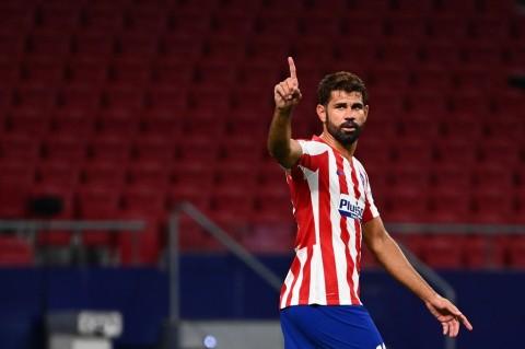 Langsung Tokcer Bersama Atletico, Diego Costa Sindir Gigitan Suarez
