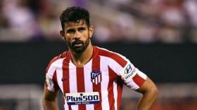 Diego Costa Serahkan Masa Depannya ke Atletico Madrid