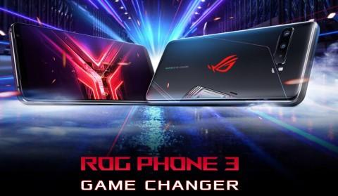 Ini Daftar Perbedaan Asus ROG Phone 3 dan ROG Phone 2