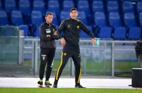 Fonseca Geram Roma Gagal Bekuk 10 Pemain Juventus