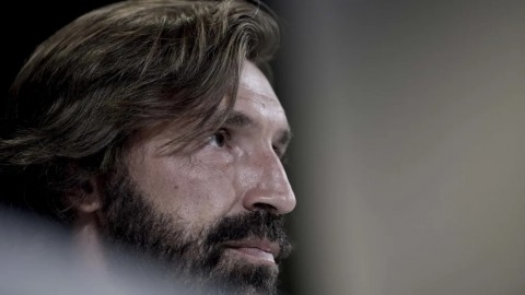 Pirlo Puas Juventus Amankan Satu Poin Lawan AS Roma