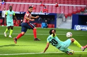 Hasil & Klasemen Pekan ke-3 La Liga Spanyol 2020/2021: Suarez Unjuk Gigi