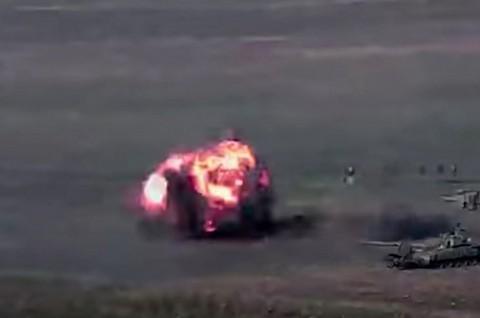 Korban Pertempuran Armenia-Azerbaijan Bertambah Jadi 39 Orang