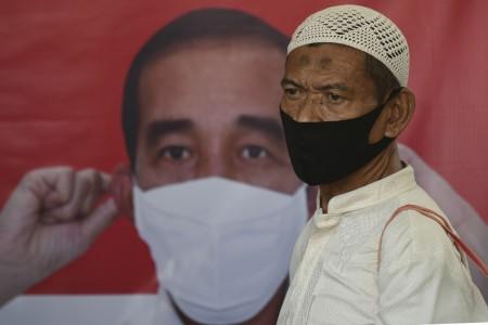 21 Ribu Pelanggar Terjaring Razia Masker Dalam 2 Pekan