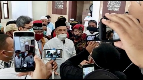 Gatot Nurmantyo Sebut Penolak KAMI Demonstran Bayaran