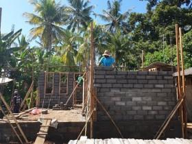 Bangun 113 Rumah Swadaya di Langsa, Pemerintah Anggarkan Rp2,1 Miliar