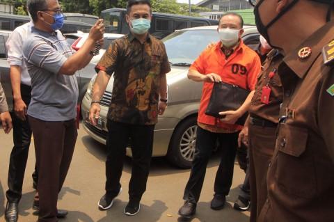 Polri Limpahkan Tahap II Kasus Pemalsuan Surat Djoko Tjandra