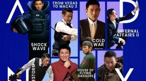Rayakan Ulang Tahun Andy Lau, Klik Film Hadirkan Puluhan Karya Terbaiknya