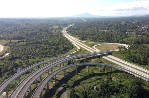 Segera Ruas Tol Manado-Danowudu Dioperasikan
