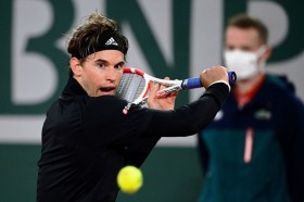 Juara US Open Dominic Thiem Lewati Adangan Pertama French Open