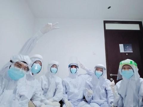 Nakes Melawan Pandemi Covid-19