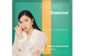 Isyana Sarasvati Lelang Sweater untuk Bantu Anak-anak Tenaga Medis yang Gugur