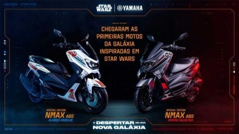 Yamaha Nmax Star Wars Edisi Terbatas, Apa Bedanya?