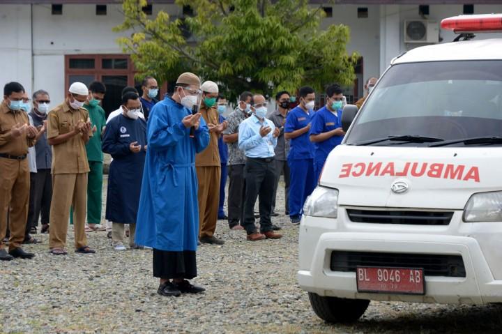 Lagi, Dokter di Aceh Meninggal akibat Covid-19