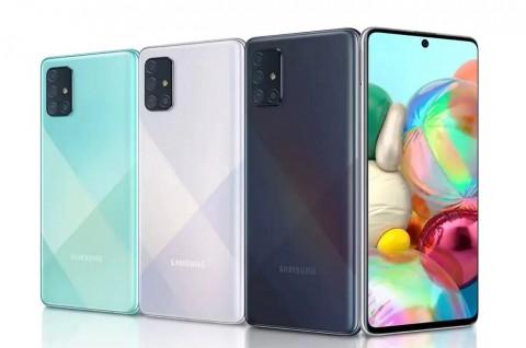Samsung Siapkan Smartphone dengan 5 Kamera Belakang