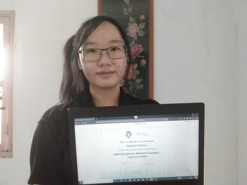 Mahasiswi UKDW Sabet Prestasi di Tingkat Asia Tenggara