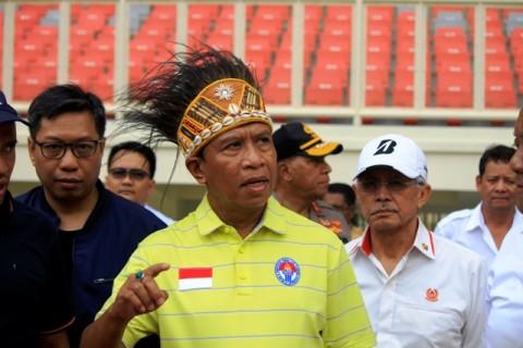 Menpora Dukung Penundaan Lanjutan Liga 1 dan Liga 2 Indonesia