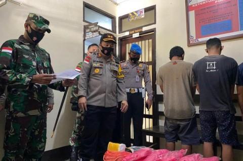 Penyeludupan 12 Kg Sabu di Sekayam Kalbar Digagalkan
