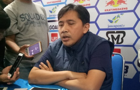 Arema Prihatin dengan Keputusan Menunda Lanjutan Liga 1