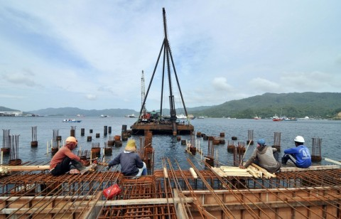Pembangunan Dermaga 2 Pelabuhan Marunda Dikebut