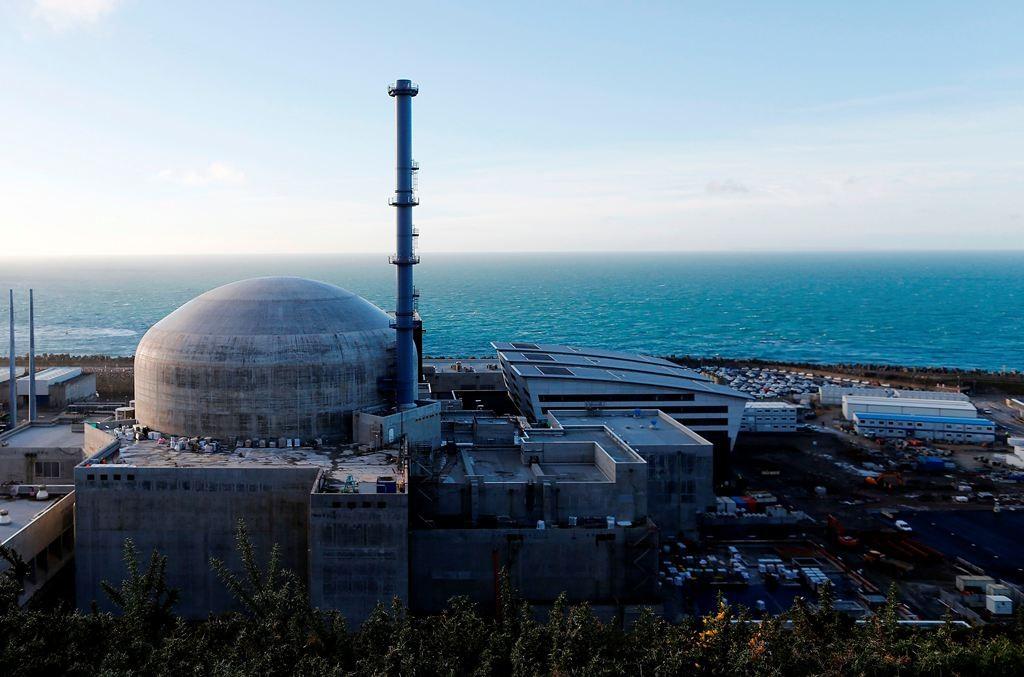 Ilustrasi energi nuklir - - Foto: AFP