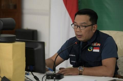 Ridwan Kamil Akan Berkantor Sementara di Depok