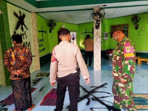 Aksi Vandalisme Menyasar Musala di Kabupaten Tangerang