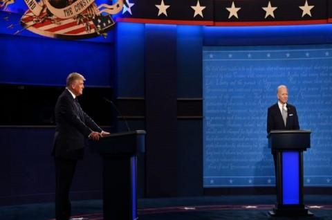 Biden Anggap Trump Remehkan Covid-19 Sejak Awal
