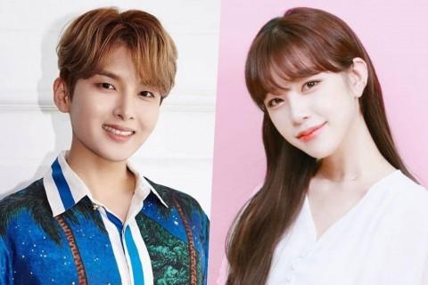 Ryeowook Super Junior dan Ari TAHITI Berkencan