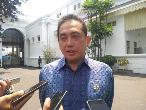 Menteri Perdagangan (Mendag) Agus Suparmanto. Foto : Medcom/Desi.