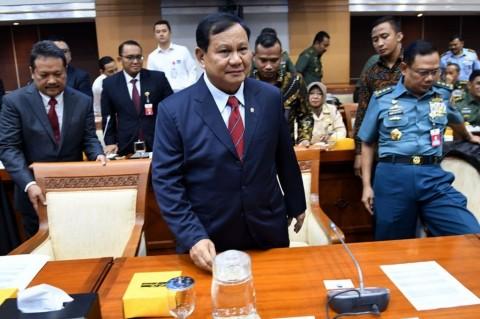 Menhan Prabowo: Kerja Sama Indonesia-Swedia Dorong Industri Pertahanan