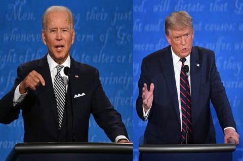 Pertama dalam 20 Tahun, Isu Iklim Muncul di Debat Presiden AS