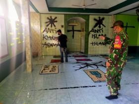 Bupati Tangerang Kecam Vandalisme di Tempat Ibadah