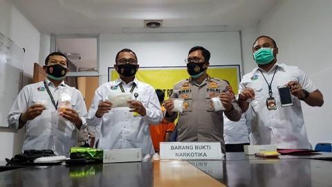 Polisi Ungkap Kasus Peredaran Sabu di Jabar