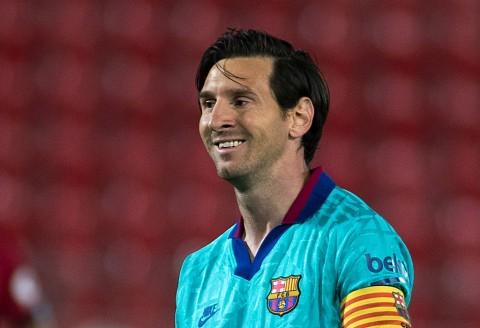 Messi Minta Maaf kepada Semua Pihak di Barcelona