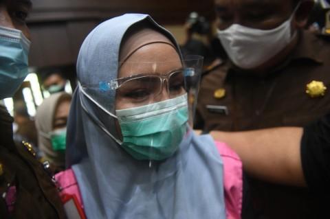 Seret Nama Hatta Ali-Burhanuddin, Pinangki Minta Maaf