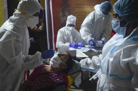 Penelitian Perkirakan 60 Juta Warga India Telah Terinfeksi Covid-19