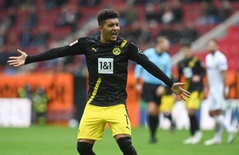 Dortmund Menolak Tawaran 100 Juta Euro dari Manchester United untuk Sancho