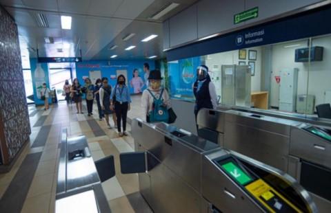 Penumpang Turun Drastis, MRT Utamakan Keselamatan
