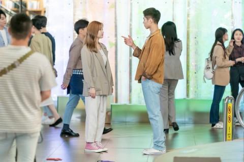 Park Seo Joon Dipastikan Tampil di Record of Youth Episode 9