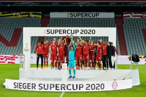 Bayern Muenchen vs Borussia Dortmund: Kimmich Bantu Bayern Juara Piala Super Jerman